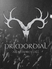 Cover Primordial - All Empires Fall [DVD]